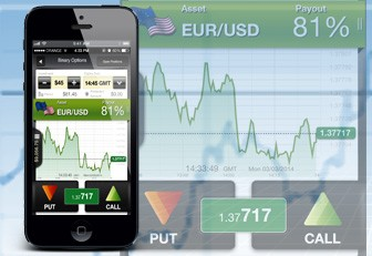 Lbinary mobile trading