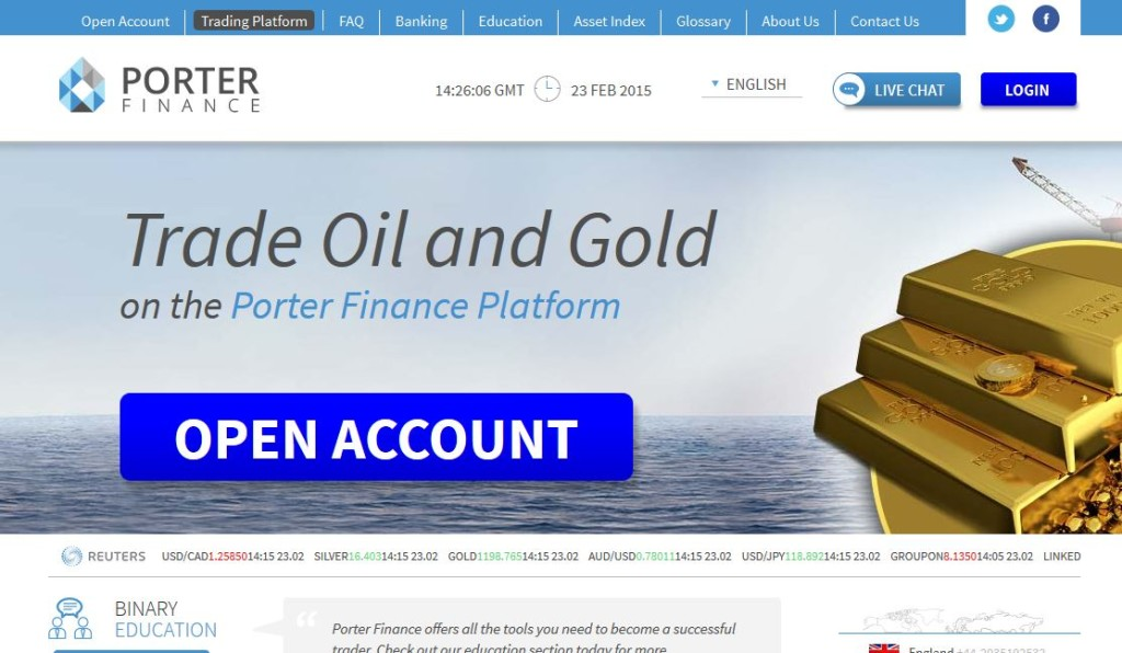 Binary options queen review