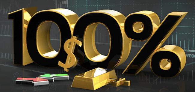24option Bonus 100%