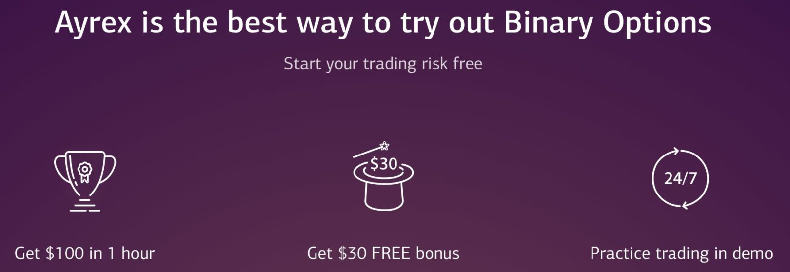Binary options that suck