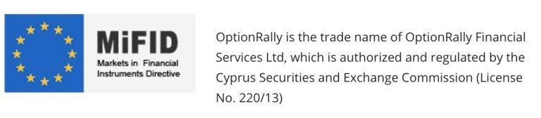 Cysec regulation optionrally cyprus