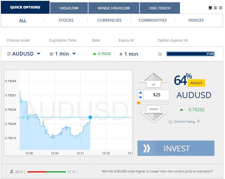 Opteck Trading Platform