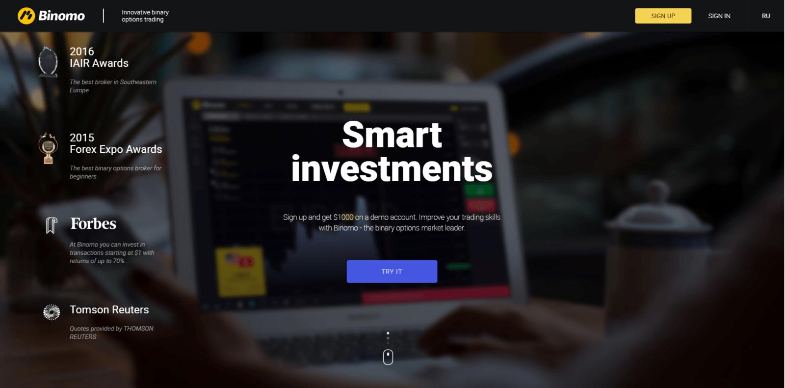 Binomo Review 2019 – Is Binomo.com Scam or Legit?