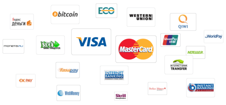 Binary Payment Methods