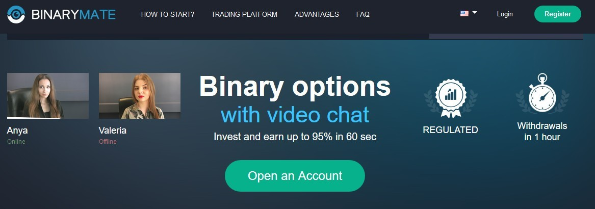 The winner binary options channel