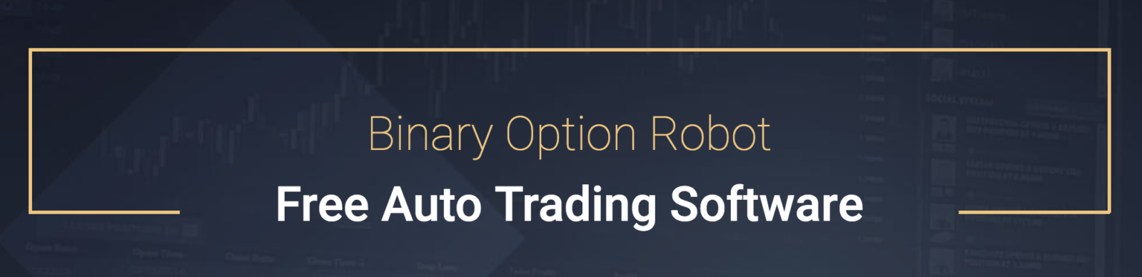 Binary option indicator no repaint