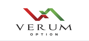 verum options logo